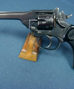 BRITISH COMMERICIAL WEBLEY MARK IV 38/200 REVOLVER MINT CRISP