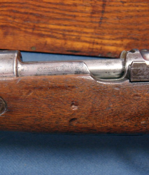 SOLD GERMAN WW1 MAUSER GEW 98 DWM 1916 ALL MATCHING AND VERY SHARP! WITH  MINT BAYONET TOO! BOTTOM OF THE BARREL SALE! | Pre98