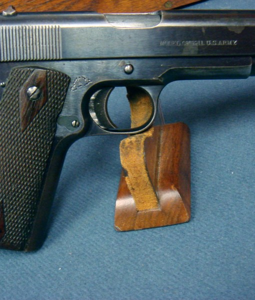 SOLD US ARMY COLT 1911 PISTOL VERY EARLY PRODUCTION 4-DIGIT SERIAL #  OCTOBER 1912 100% ORIG & NICE | Pre98