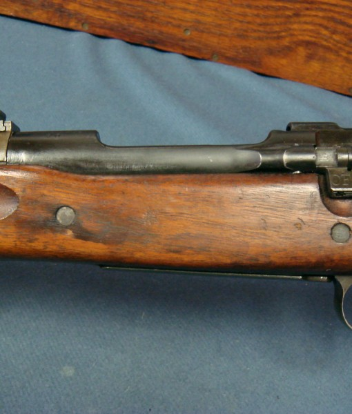 US Militaria For Sale US Rifle Modle of 1903 - induced info
