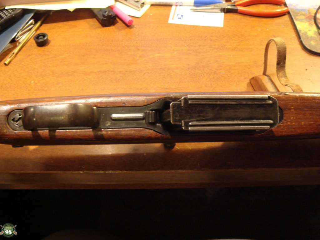 sold RARE BCD 43 G43 RIFLE NICE! | Pre98