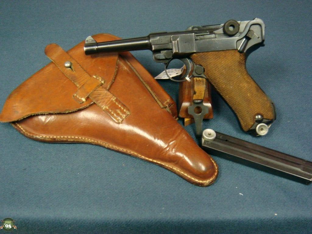 Luger pistols sale german for Luger 45