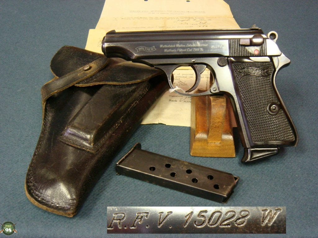 WALTHER PP PISTOL