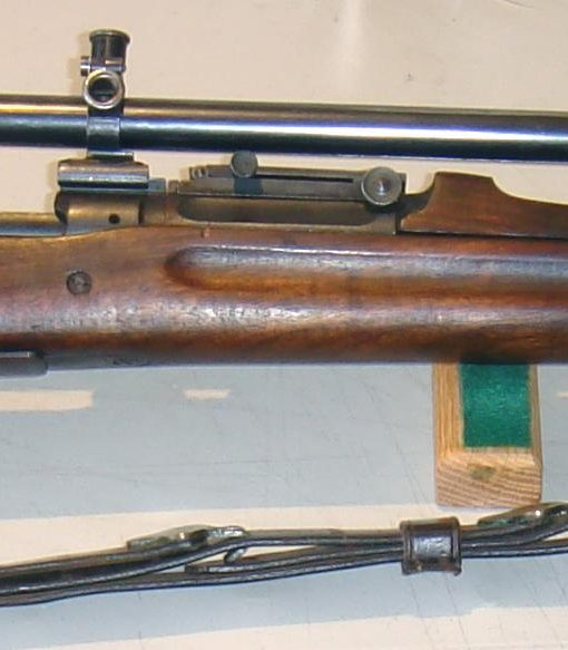 SOLD USMC 1903 SPRINGFIELD SNIPER RIFLE WITH WINCHESTER A5 SCOPE | Pre98