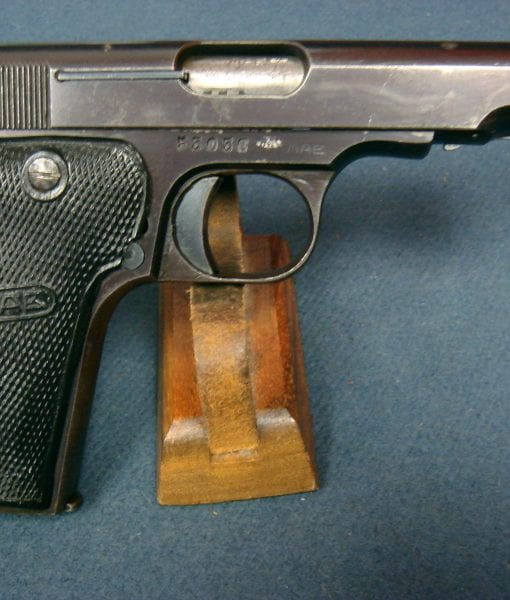 sold NAZI MARKED FRENCH MAB D PISTOL       FULL RIG    UNIT MARKED HOLSTER  | Pre98