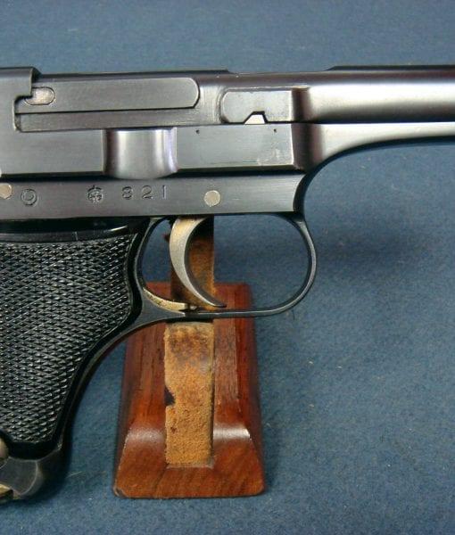 Nambu pistol dating