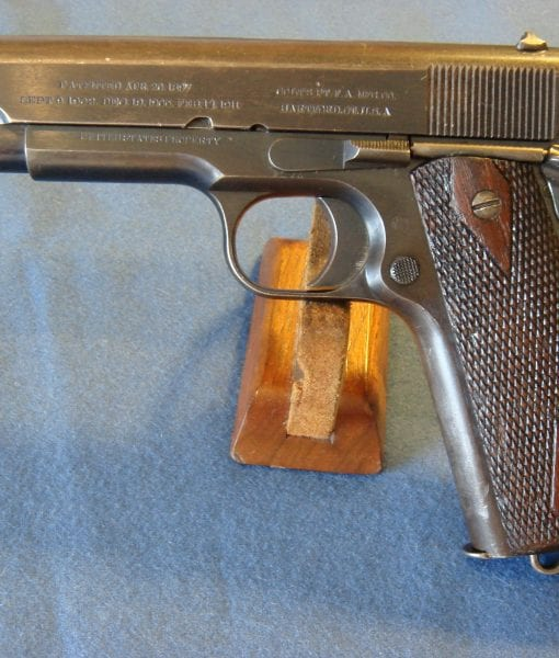 SOLD COLT 1911 MILITARY EARLY PRODUCTION JULY 1913 NICE! | Pre98
