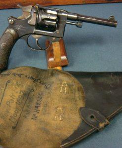 French M1892 Service Revolver