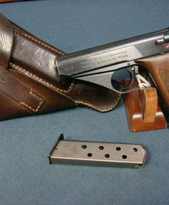 Eagle 135 inspected Mauser HSc Pistol