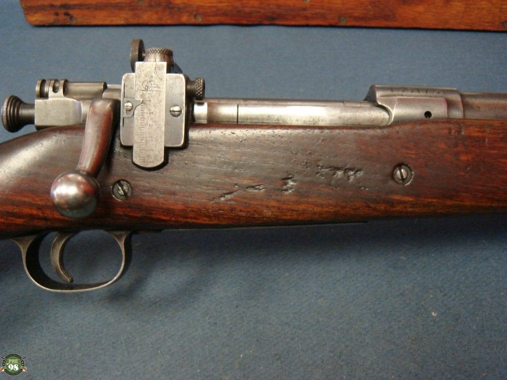 New Handguns 2017 >> SOLD RARE DOCUMENTED 1903 SPRINGFIELD RIFLE.....NRA SPORTER....SOLD SEPT 10, 1930 - Pre98