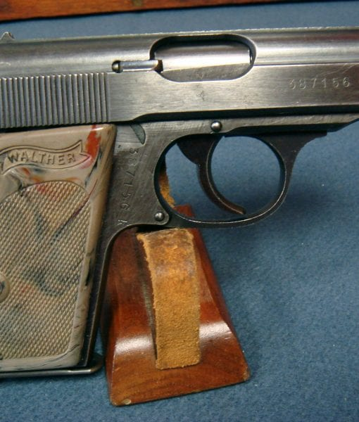 Police Eagle C marked Walther PPK pistol