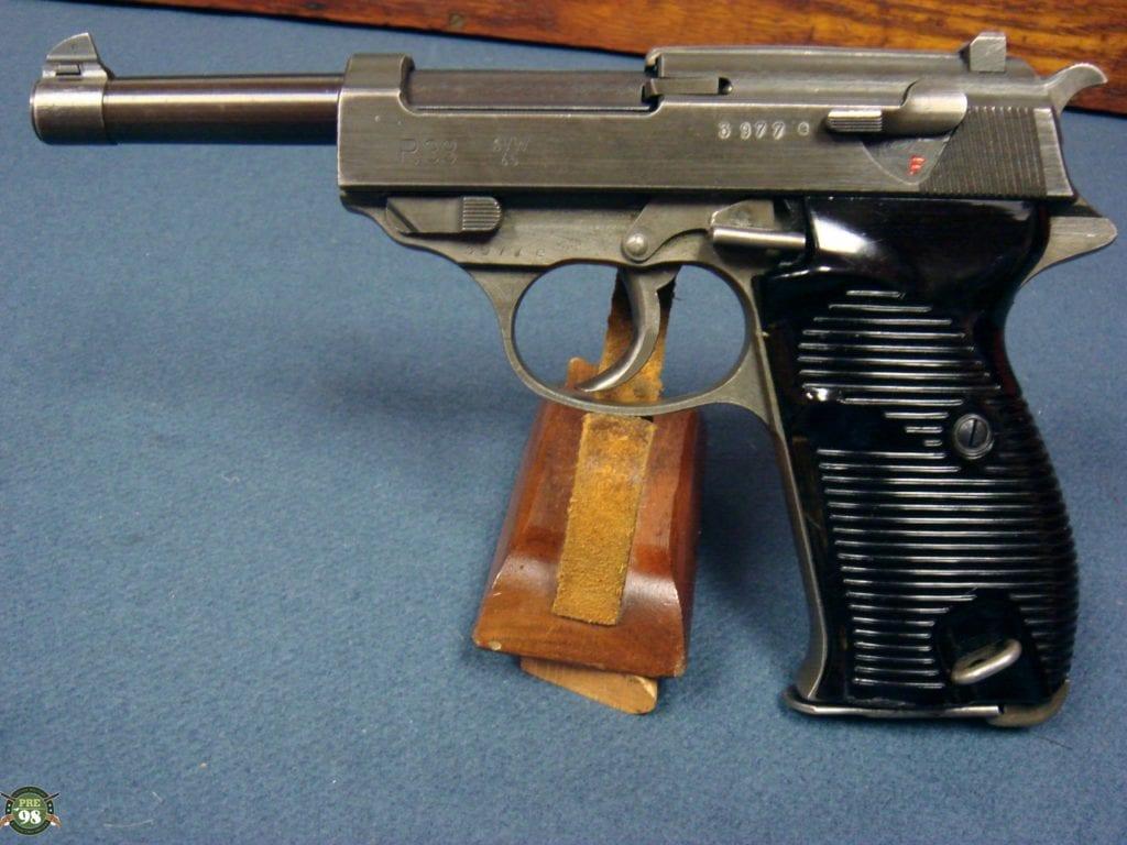 Mauser svw 45 P.38 Pistol