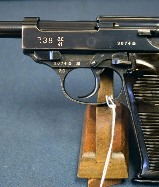 WALTHER ac41 P.38 PISTOL