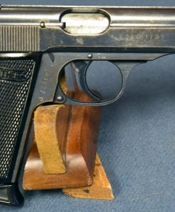 SS ISSUE WALTHER PP PISTOL WITH MATCHING MAG