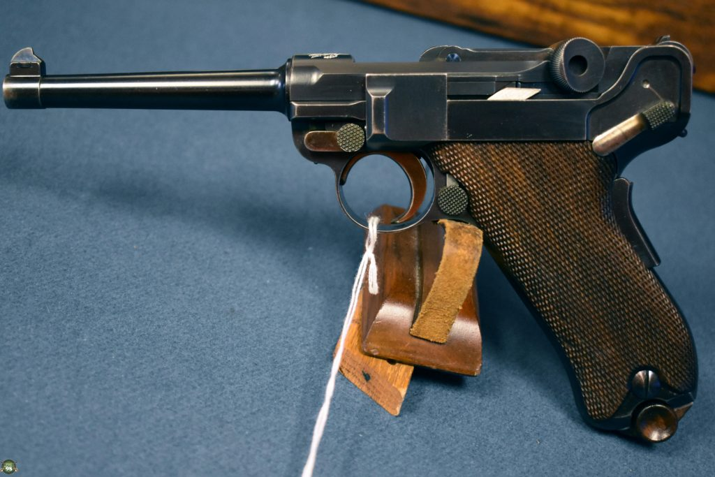 DWM 1900 American Eagle U.S. Army Test Luger in 7.63mm