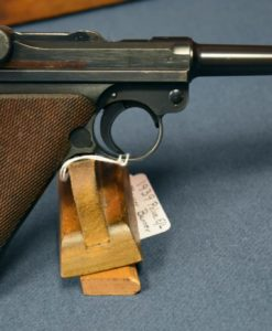 MAUSER BANNER POLICE EAGLE L MARKED LUGER PISTOL