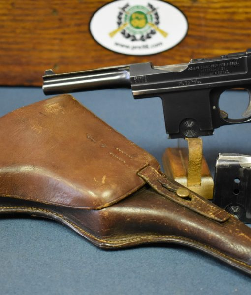 Bergmann Bayard Pistol