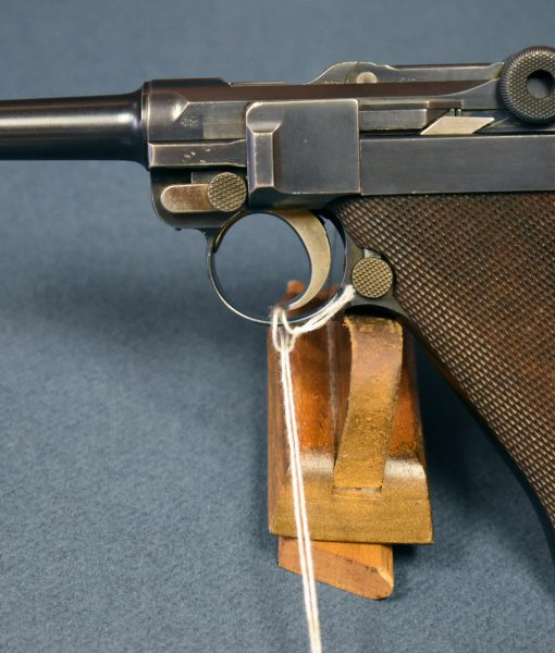 1913 COMMERCIAL LUGER
