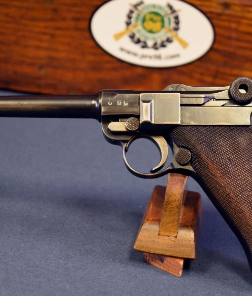 SOLD RARE 1906 VARIATION FIRST ISSUE ALTERED GERMAN IMPERIAL NAVY LUGER  PISTOL        STILL WITH MATCHING MAG! | Pre98