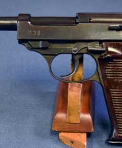 Walther Zero Series ac 45 coded P.38 Pistol