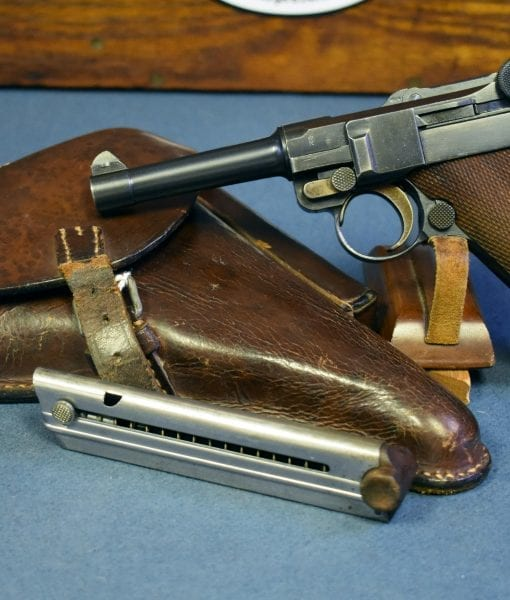 Wiemar era DWM 1923 Commerical 7.65mm Luger
