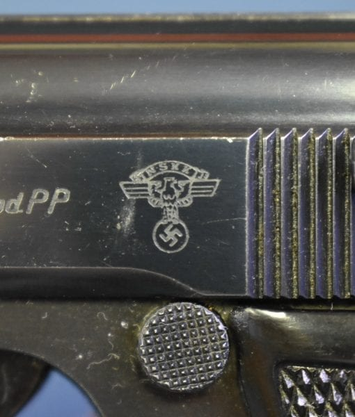 EXTREMELY DESIRABLE & ULTRA RARE WALTHER PP PISTOL
