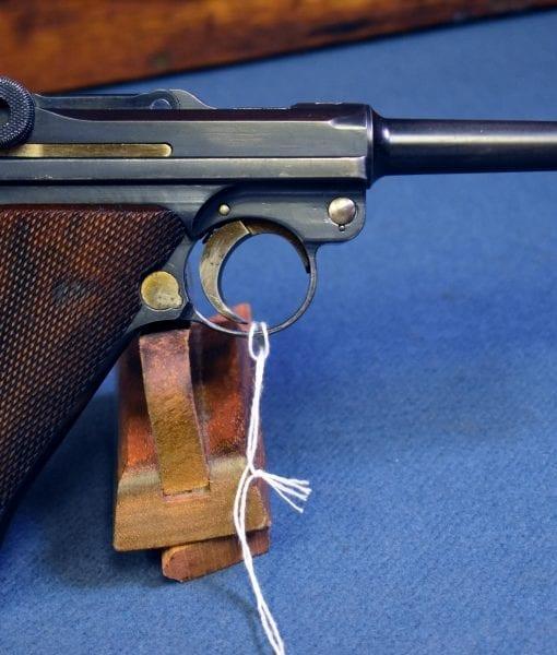 Mauser Banner Portuguese Model 1935/06 GNR Luger Pistol | Pre98