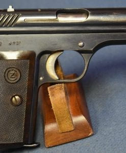 CZECH ARMY ISSUED Cz24 PISTOL