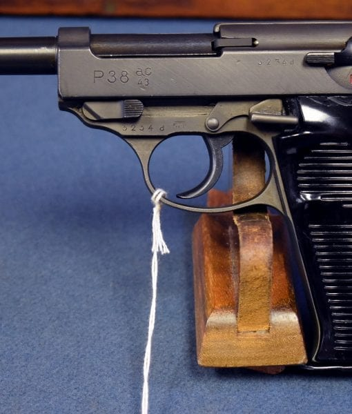 Mauser made Stacked ac43 FN slide P.38 pistol