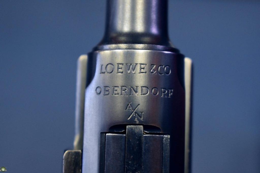DWM 1920 9mm COMMERCIAL LUGER