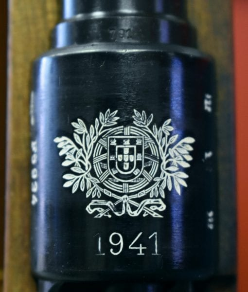 1941 PORTUGUESE CONTRACT MAUSER K98k RIFLE