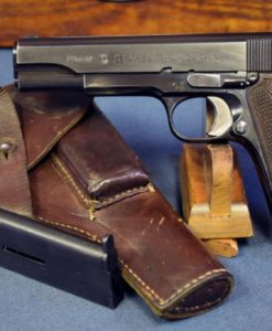 Nazi Army issued Star model B pistol