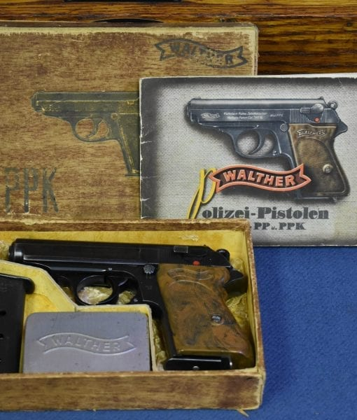 ALTHER PPK PISTOL