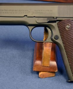 July, 1943 production Colt 1911a1 US Army Service Pistol