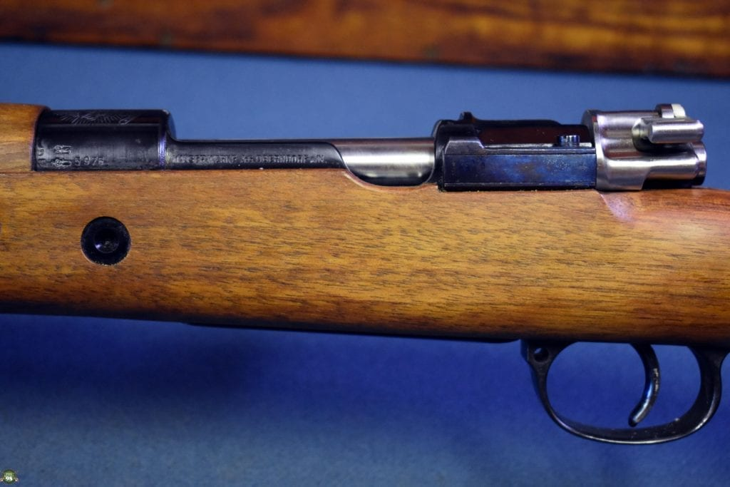 1935 Brazilian Rifle