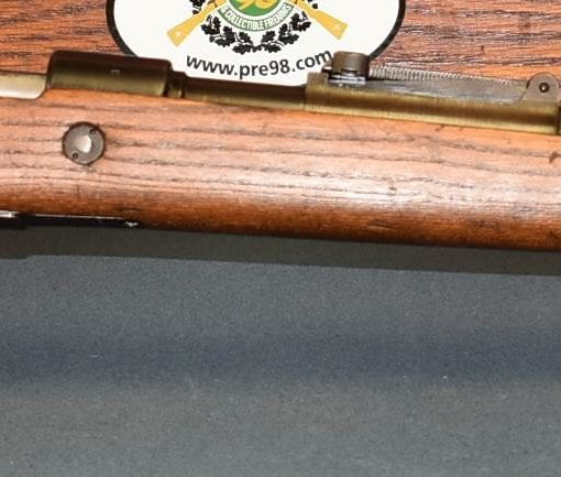 SOLD byf 43 K98k MAUSER RIFLE…… K BLOCK WITH VERY SCARCE ELM WOOD  STOCK…  MINT MATCHING & RARE!!! | Pre98