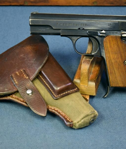 LuftWaffe Issue jhv41 Femaru Pistol
