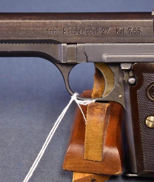 Cz27 Pistol