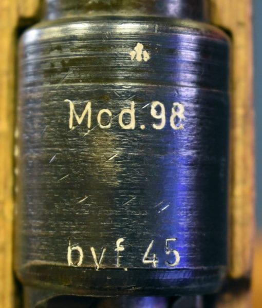 MAUSER OBERNDORF MADE byf45 CODED MAUSER K98k RIFLE