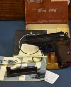 1968 WALTHER PPK PISTOL