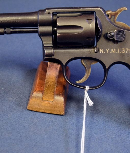 US Navy Marked S&W Victory Model Revolver