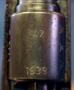 LUFTWAFFE E/L COMBAT SALTY 1939 42 CODE MAUSER K98k RIFLE
