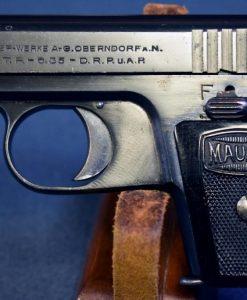 Mauser WTP Pistol