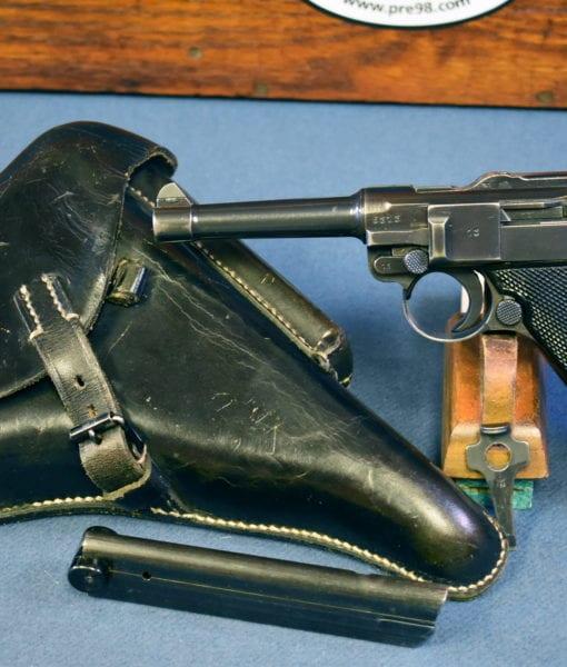 byf42 P.08 Luger Pistol