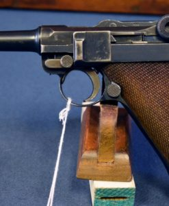 Wiemar era DWM 1920 Commercial 7.65mm Luger
