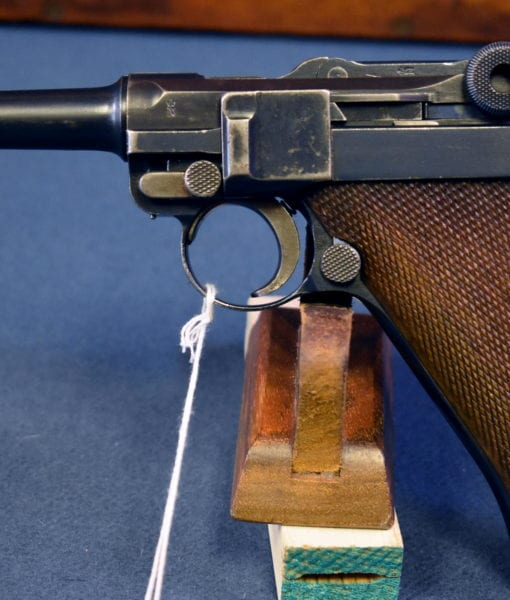 Wiemar eraDWM 1920 Commercial7.65mm Luger