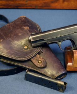 Japanese Army Officers Colt 1903 Pocket Hammerless Pistol