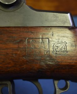 1943 production M1 Garand Service Rifle