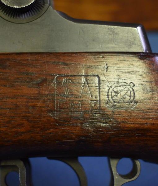 1943 production M1 Garand Service Rifle