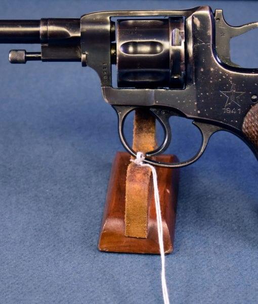 M1895 Nagant Service Revolver